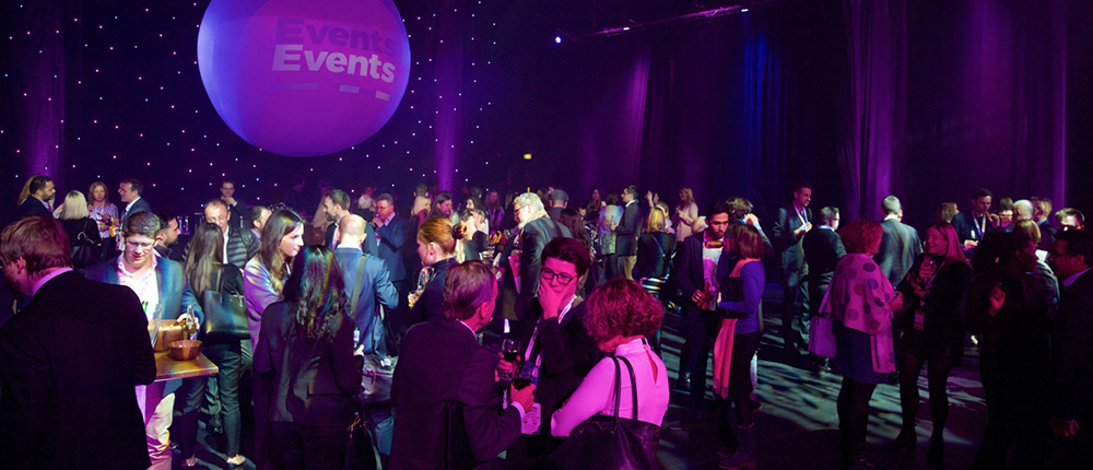 Delegates networking at the GCN Events summits, the Events Events 2019